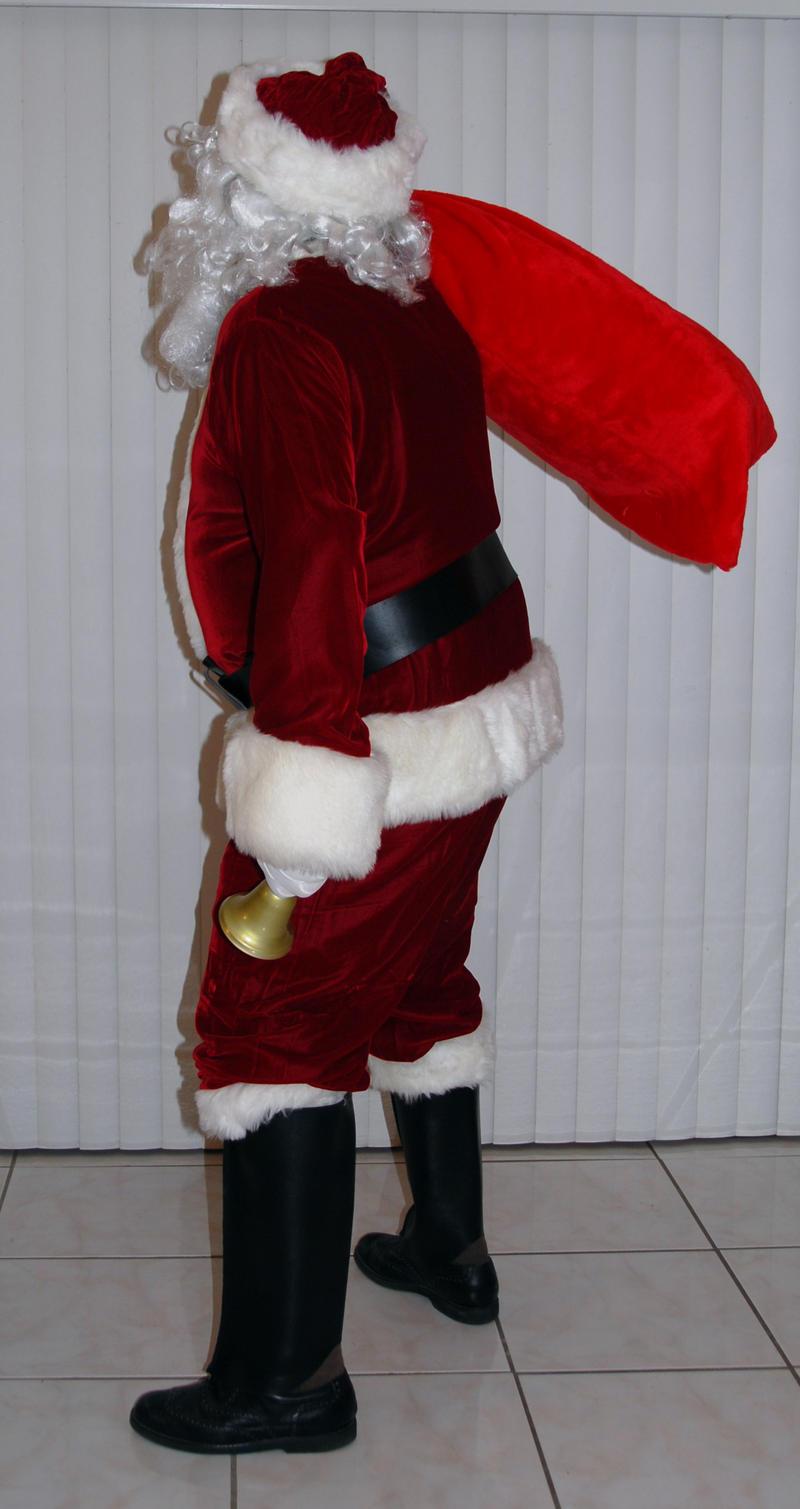 Santa 3 by Peace-of-Art