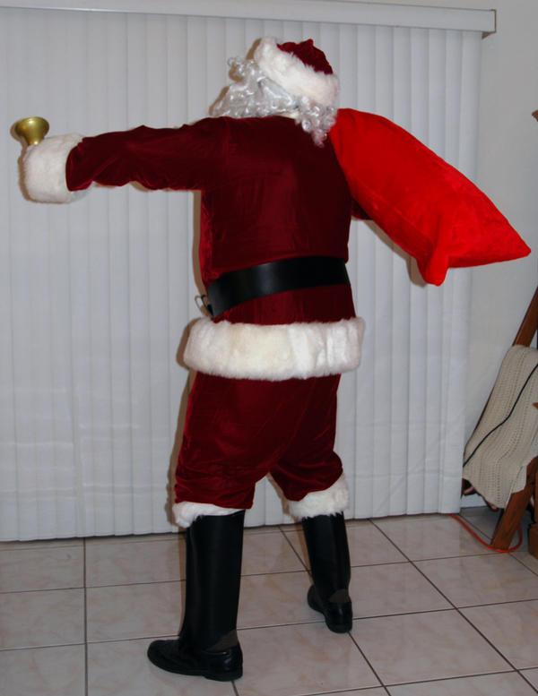 Santa 4 by Peace-of-Art