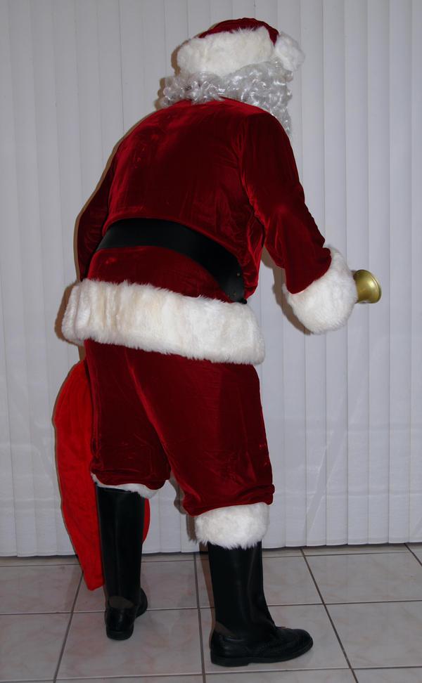 Santa 6 by Peace-of-Art