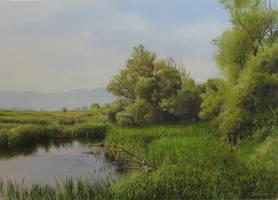 <b>At The Lake</b><br><i>andrianart</i>