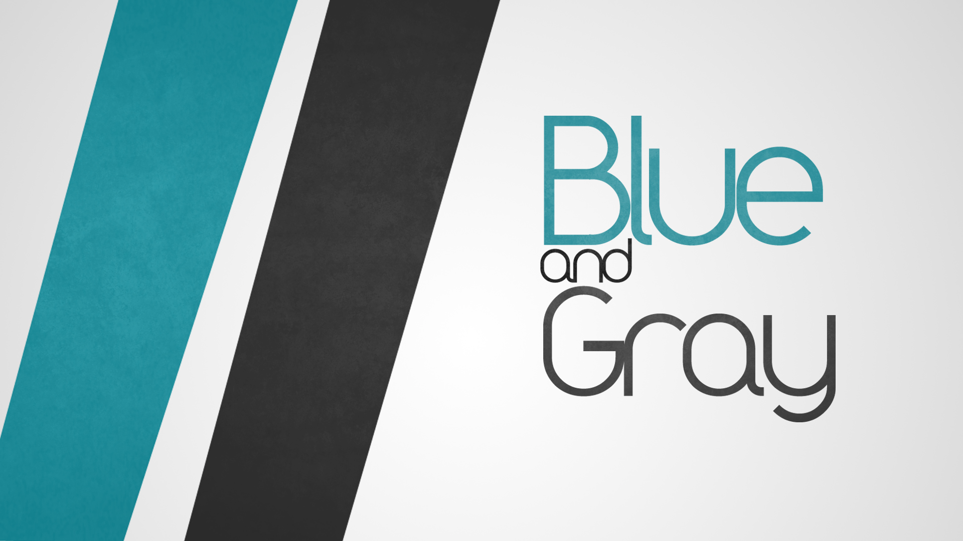 Wallpaper  Blue and Gray by AlreadyPwNDGFX on DeviantArt