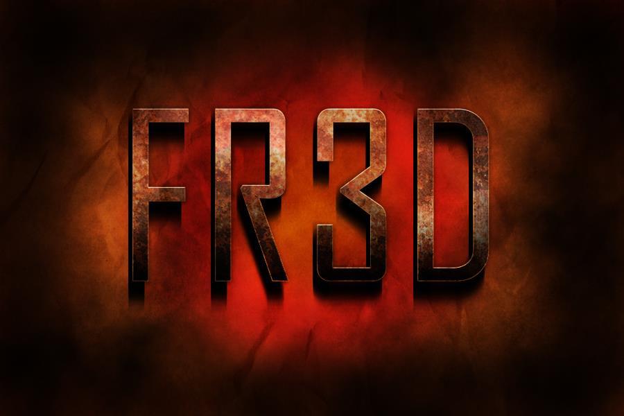 Fr3D metal by Fr3D52
