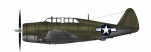 TP-47G-16-CU Thunderbolt (42-25266)