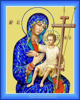 Icon of the Mother of God