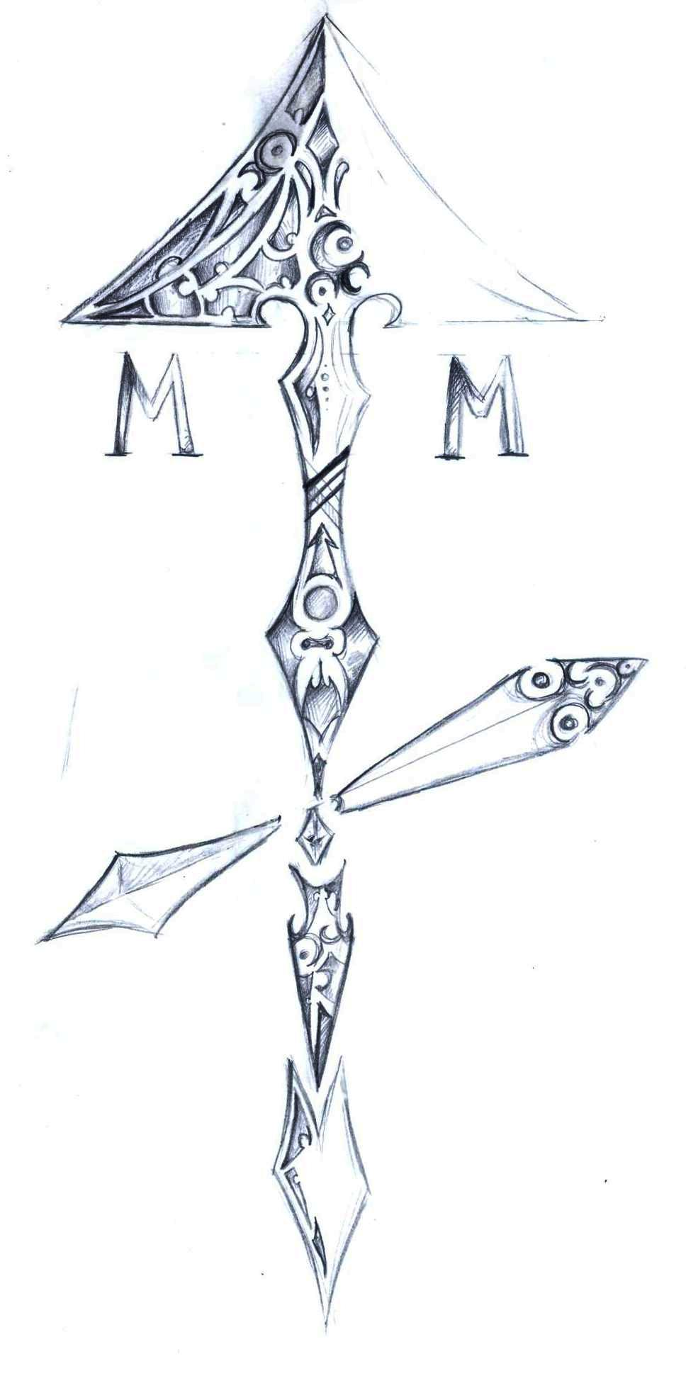 Sternzeichen tattoo Sk...