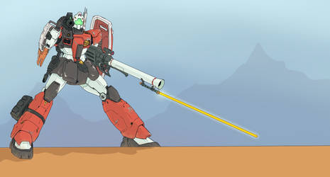 Heavy GM Cannon