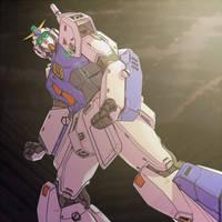 RX-78-NT1 'Alex' Gundam by StrictlyMecha