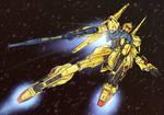 MSN-00100 'Type-100' Hyaku-Shiki