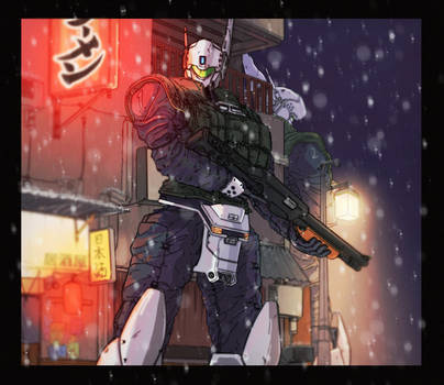 Patlabor 2 OST 05 - Unnatural City I