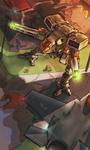 Battletech: Timberwolf 'Mad Cat'