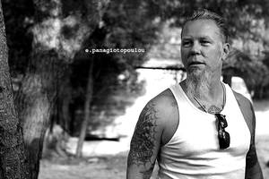 James Hetfield by endraum