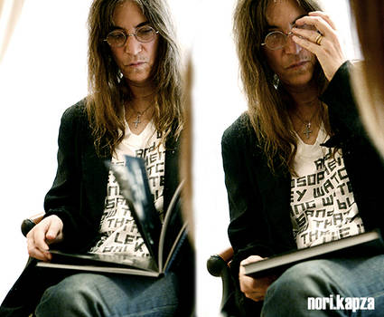 Patti Smith by endraum
