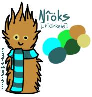 Niohkehs by canobefnur