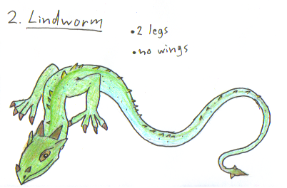 Image Gallery lindworm dragonology