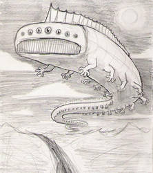 whalepillar soaring