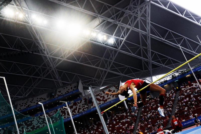 SEA Games - High Jump 1 by Timothy-Sim