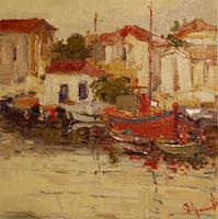 Painting VIII by V-Kolokithas