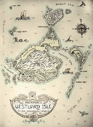 Westward Isle by SylvaKnight