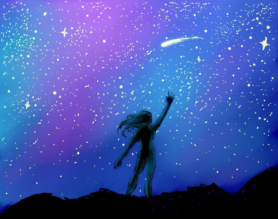 Starfire by L-L-arts