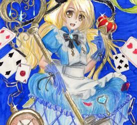 Wonderland by L-L-arts