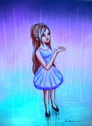 Raindrops by L-L-arts