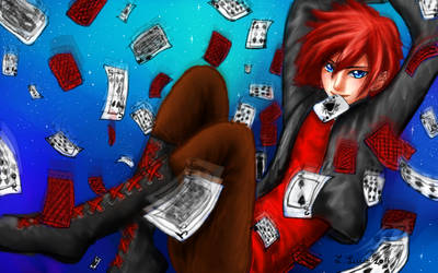 Ace of Spades by L-L-arts