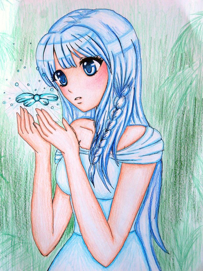 Fairyfly by L-L-arts