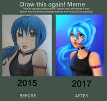 Draw This Again by L-L-arts
