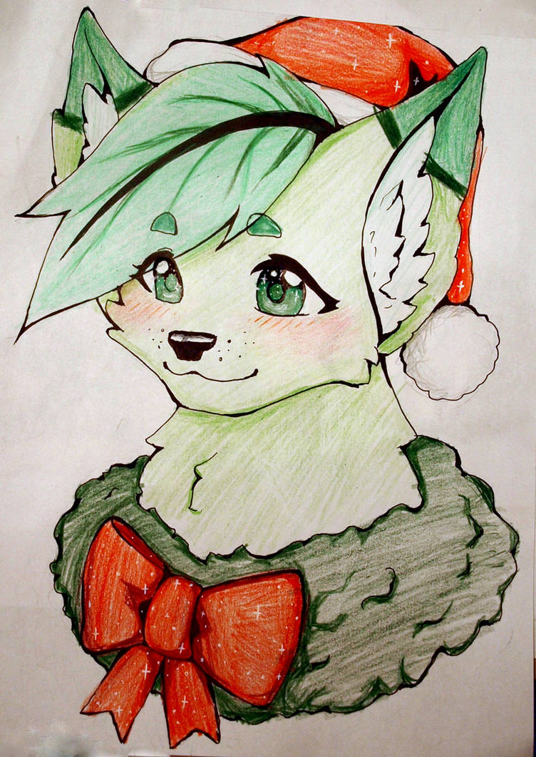 Mint Flavored Christmas (Gift) by L-L-arts