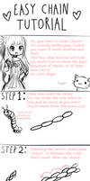 Easy Chain Tutorial by L-L-arts
