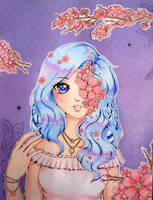 Spring Flowers by L-L-arts