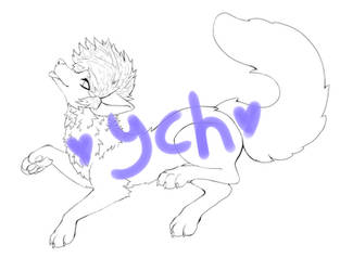 Canine YCH Auction (Closed) by L-L-arts