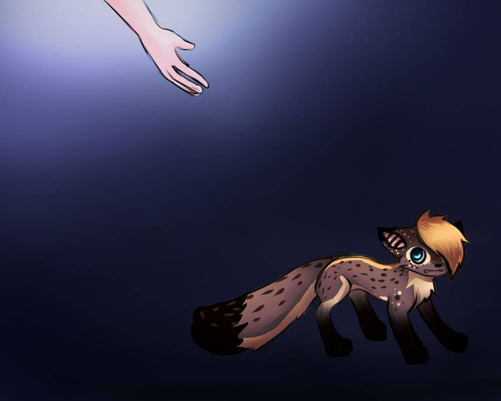 Helping Hand by L-L-arts