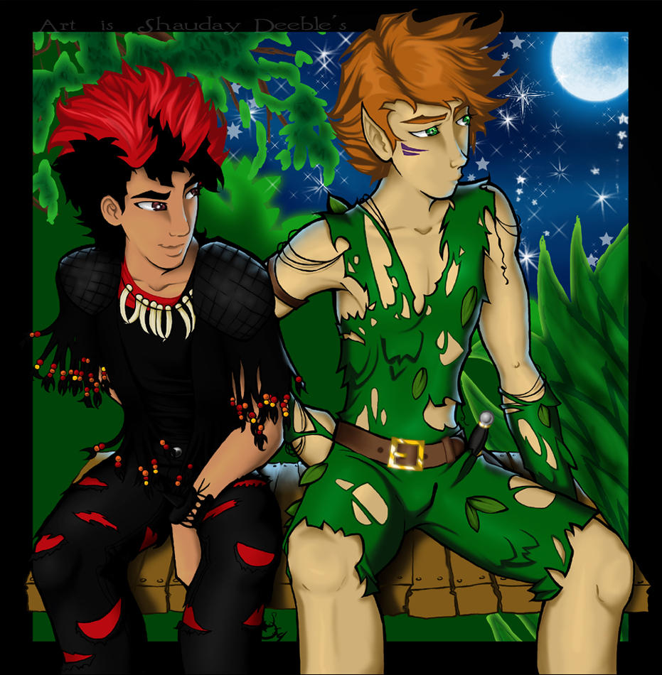 Lost Boys in Neverland by ShaudaySmith - 643.0KB