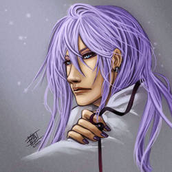 Gakupo Vocaloid by BeBelial