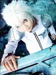 KHR - Byakuran cosplay