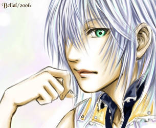 Riku by BeBelial