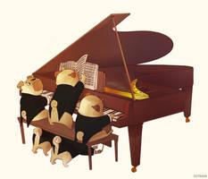 Piano Pug Quintet