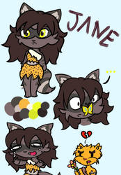 OC Reference: Jane