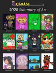 Summary Art Of 2020