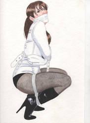 Liz Andrews by osvaldogreco