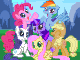 My Little Pony Friendship Is Pixel Art by Tails-155