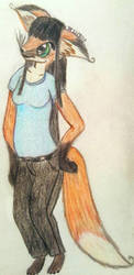 Annoyed Kora by Tails-155
