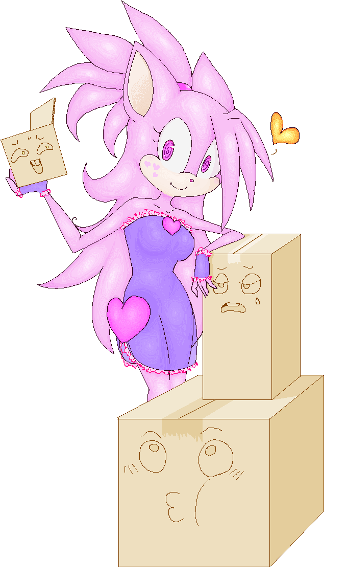 Got You Boxed Up by starry-patronus