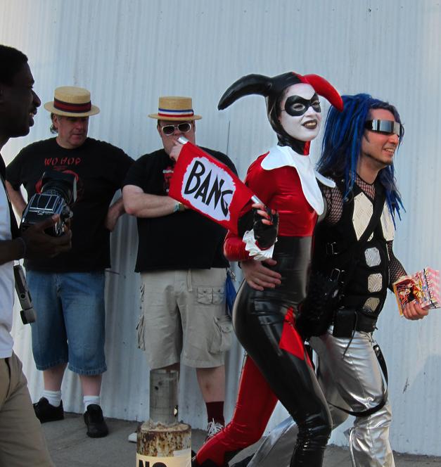 Harley Quinn Costume by Kyence