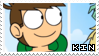 eddkin stamp by discranola