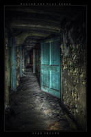 blue doors by Cane-13