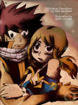 Natsu and Lucy 1