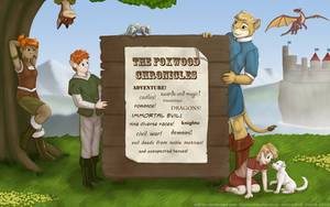 Foxwood Chronicles Index by eddiew