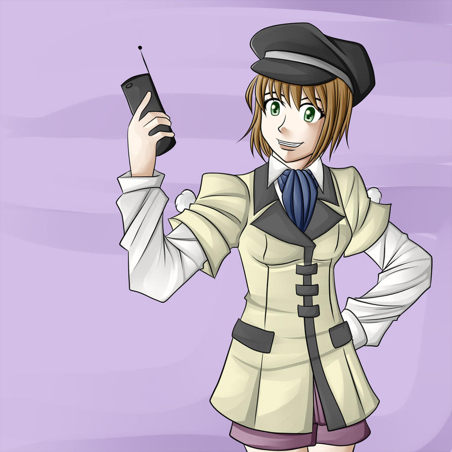 Leia Tox2 by middletails